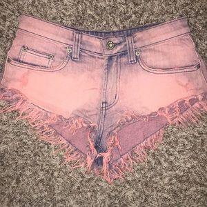 Pants - Women's short shorts